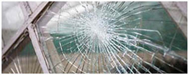 Dunfermline Smashed Glass